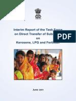 Interim Report on DTS