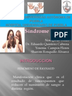 Sindrome de Raynaud (1)