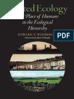 Edward T. Wimberley - Nested Ecology