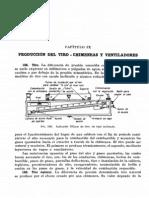 Producccion de Tiro Chimeneas y Ventiladores