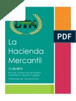 La Hacienda Mercantil