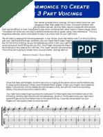 Using+Harmonics+to+Create+Unusual+Voicings