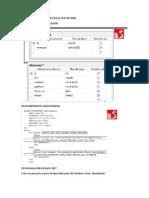 DISEÑO DE BASE DE DATOS EN SQL SERVER 2008