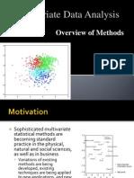 Intro Multivariate Stats(Lecture10)