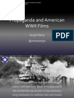 Presentación Propaganda WWII