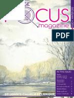 Felbridge Focus Winter 2013