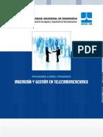 INICTEL-UNI Ingeniería y Gestión de Telecomunicaciones