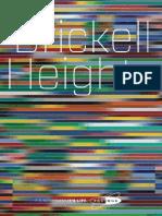Brickell Heights Miami condos brochure
