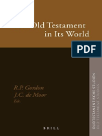 Old Testament in Its World