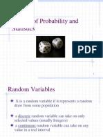 Applied Statistics 3