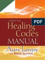 Healing Codes
