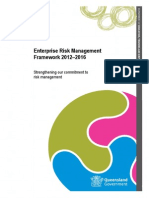 Enterprise Risk Management Framework