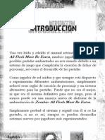 [AFMBE] Adaptación de las reglas y del sistema