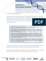 Medicina Genomic A