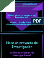 i Nicio Investigacion