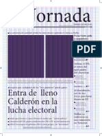 Maquetación periódico
