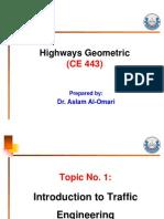 Highway Geometric