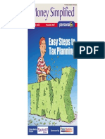 Easy Steps to Tax Planning