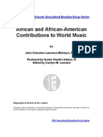 African and African-American Contributions to World Music.pdf