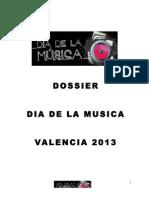 Dossier Dia de La Musica