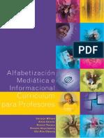 2009 UNESCO Alfabetizacion Mediatica Informacional