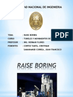 Raise Boring Ppt