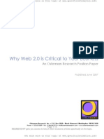Web Critical to Your Business