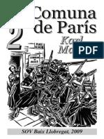 MARX La Guerra Civil en Francia - Sense Afegits C2 (1)