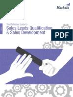 Definitive Guide Sales Lead Qualification
