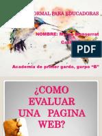 COMO EVALUAR UNA PAGINA WEB.pptx