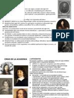 Diapositivas Crisis de La Academia