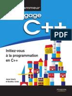 Le Langage C++ Initiez-Vous La Programmation en C%2B%2B