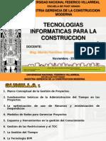 Clase 01 La TIC y La Gerencia de La Construccion Final