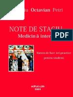 Note de Stagiu - Medicina Interna