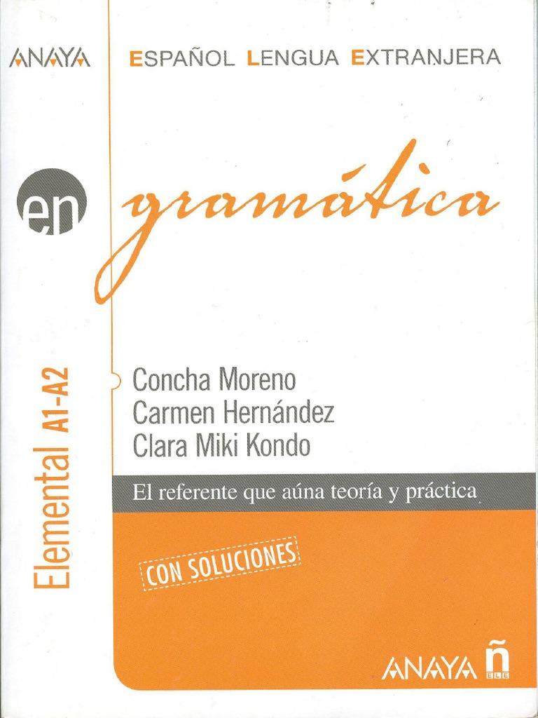 Espanol Nivel Elemental