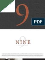 Nine at Mary Brickell Village Brochure