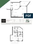 Nine at Mary Brickell Village floor plans