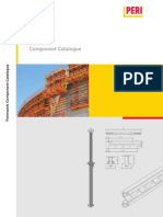 Component Catalogue Formwork 2009 En