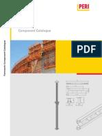 Component Catalogue Formwork 2009 En