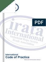 IRATA - Brazilian Portuguese Code of Practice