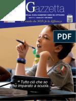 La Gazzetta - Il Giornalino della Scuola Elementare e Media del Cottolengo