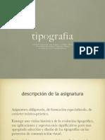 Historia de la tipografía 01