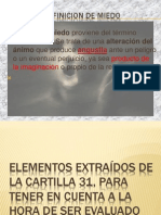 Elementos Cartilla 31