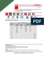Ctj i.m.s.a. - Lista de Precios 4-10-2012