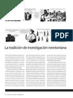 La Tradicion de Investigacion Newtoniana Vista Por Jose E. Marquina