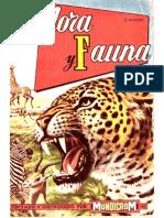 Album Flora y Fauna. 1974