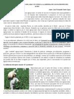 Censo de Los Patrones Del Agro