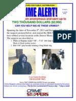 Milli Vanilli Crime Stoppers (11!29!2013)