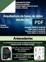 Base de Datos SGBDD
