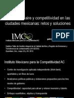 6 Calidad Del Aire y Competitividad - Gabriel Tarriba
